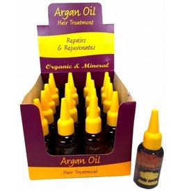 Organic & Mineral Argan Oil 50ml.