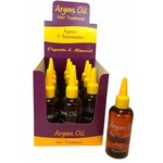 Organic & Mineral Argan Oil 100ml.