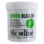 ShowTime Green Bleach Powder Anti Geel pot 100gram
