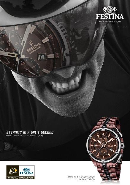 Festina Tour de France Horloges 2015