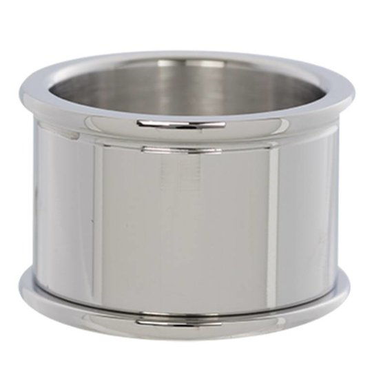 IXXXI Jewelry Base ring 1.4 cm Silver