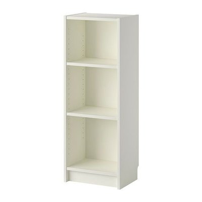 Hyped Bookcase white