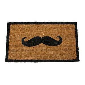 Fußmatte 'moustache'