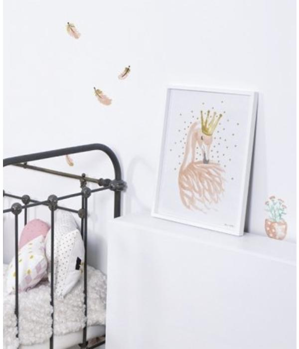 Lilipinso poster flamingo