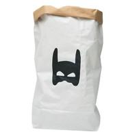 Tellkiddo paper bag superhero