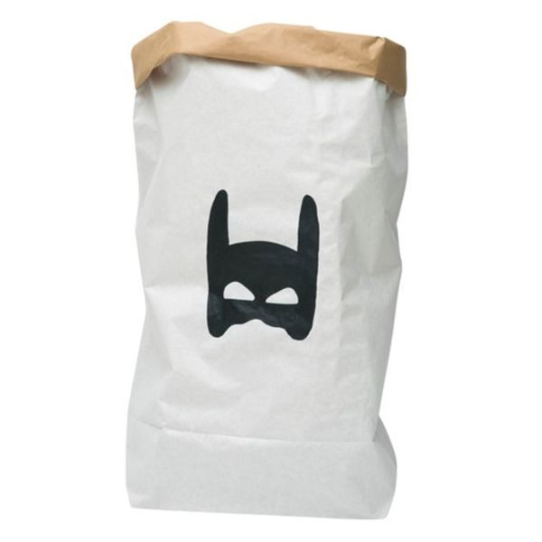 Tellkiddo paper bag superhero