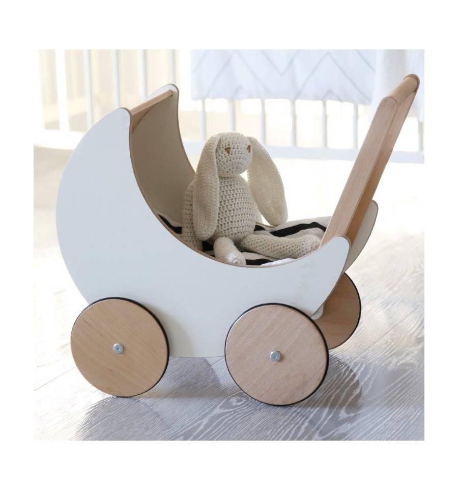 poppenwagen hout