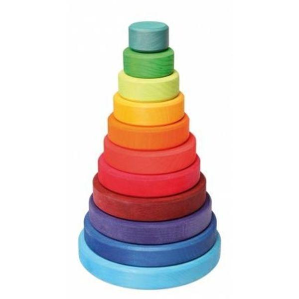 Grimm's Toy's toren rond