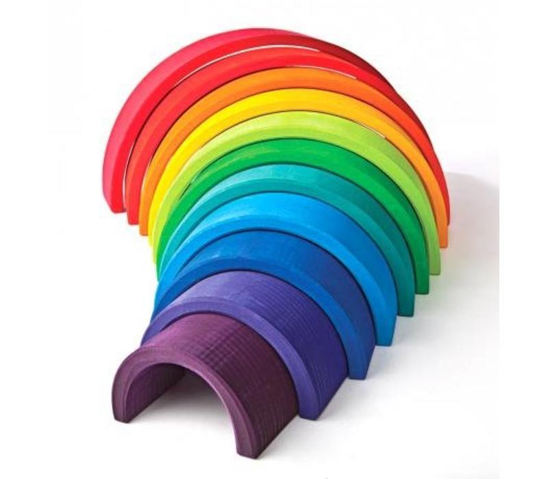 Grimm's Toy's large rainbow