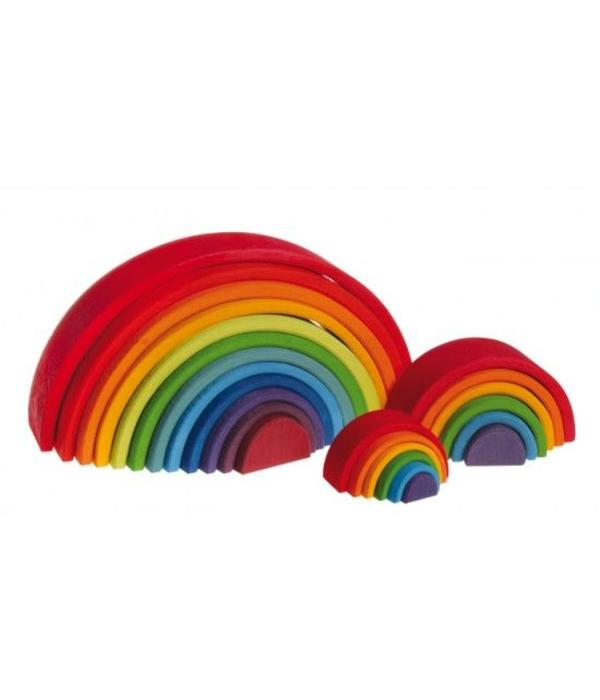 Grimm's Toy's large rainbow