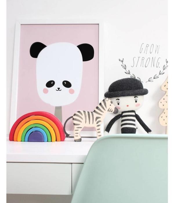 Grimm's Toy's medium rainbow