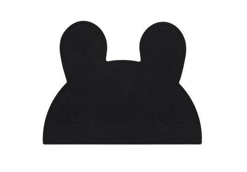 We Might Be Tiny placemat konijn zwart