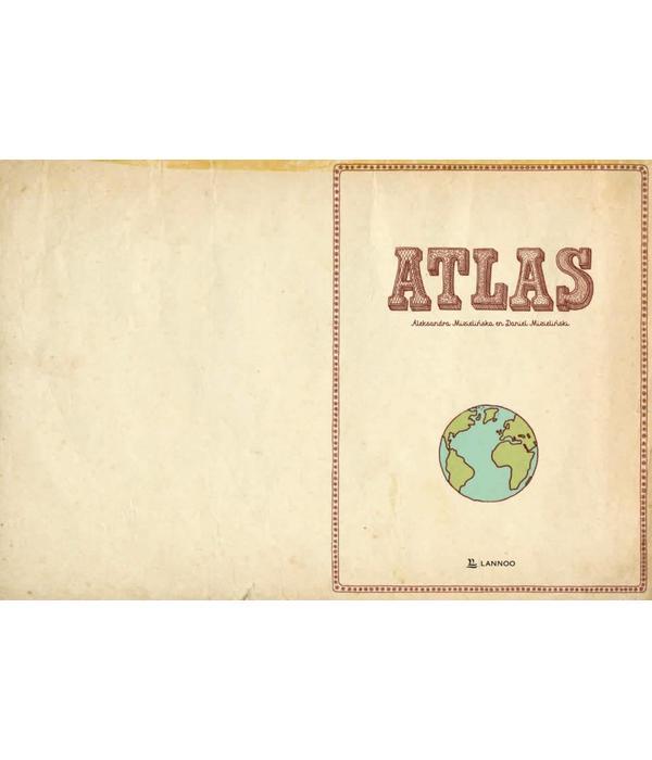 Boek Atlas