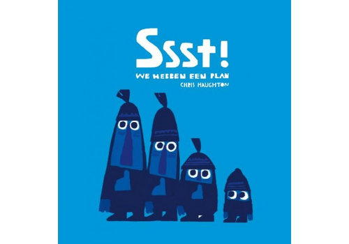 Book Ssst! We have a plan