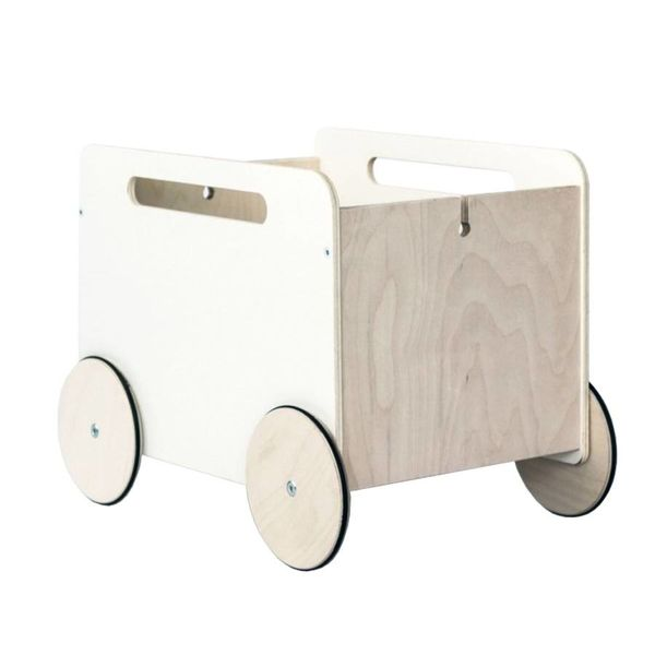 Ooh Noo toy box on wheels