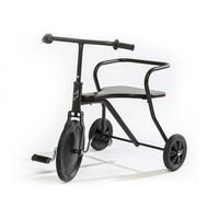Foxrider Dreirad schwarz
