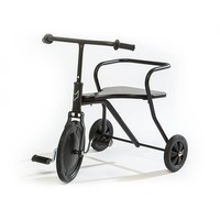 Foxrider tricycle black