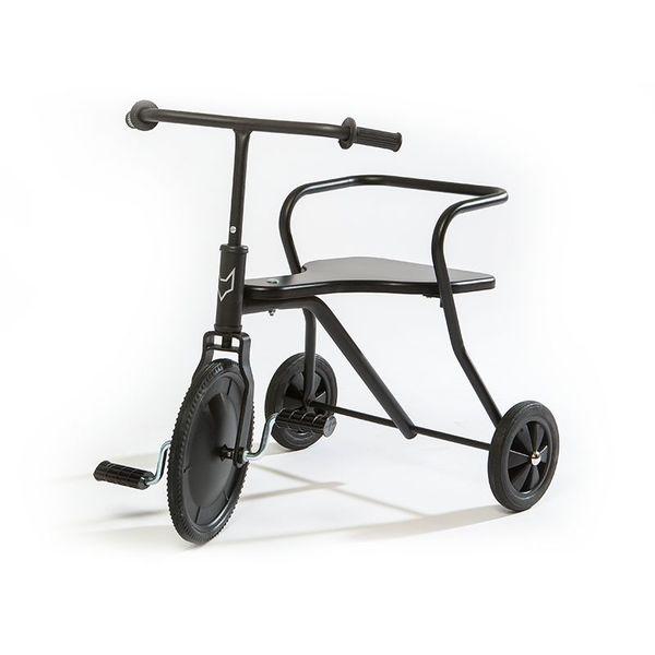 driewieler zwart