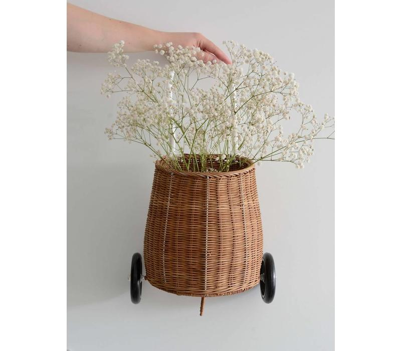 Olli Ella luggy shopping cart - natural
