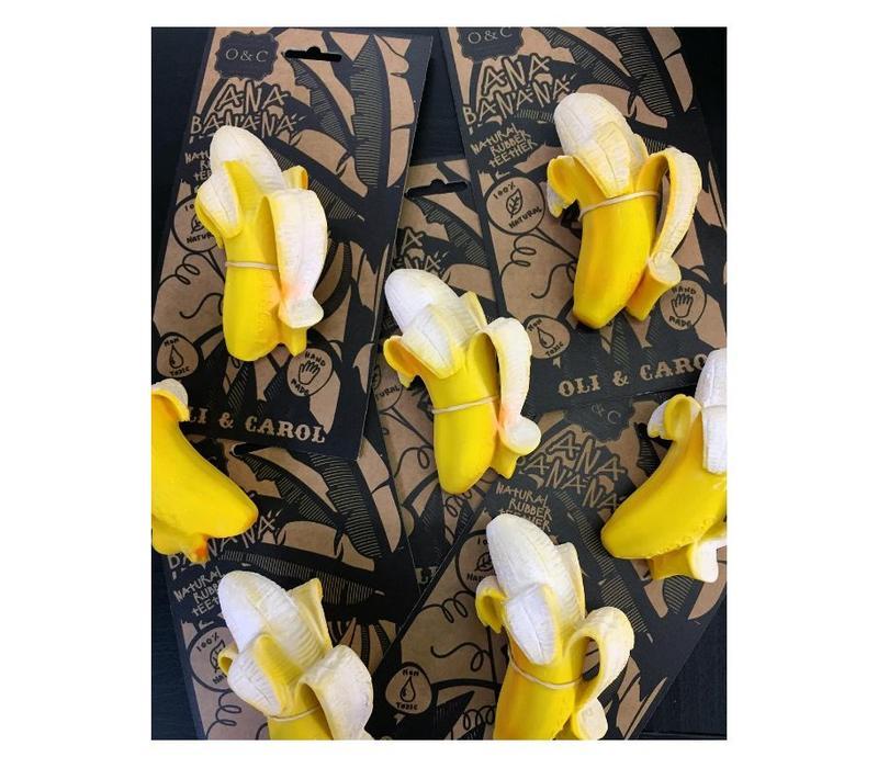 Oli & Carol bathspoon banana