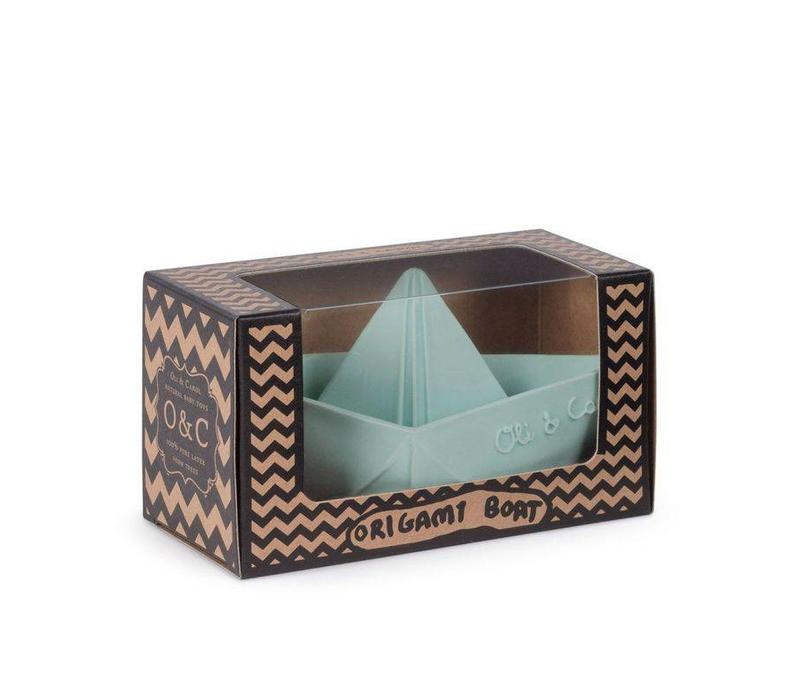 Oli & Carol bathing boat boat mint