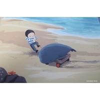 Buchen Der kleine Wal