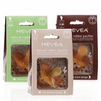 Hevea pacifier Star & Moon