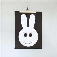 MiniWilla poster smile 50x70cm