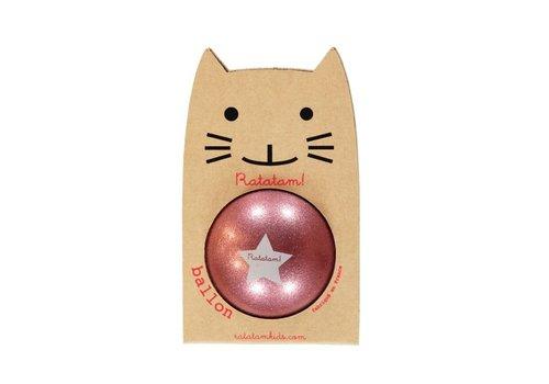 Ratatam Glitter rosa klein
