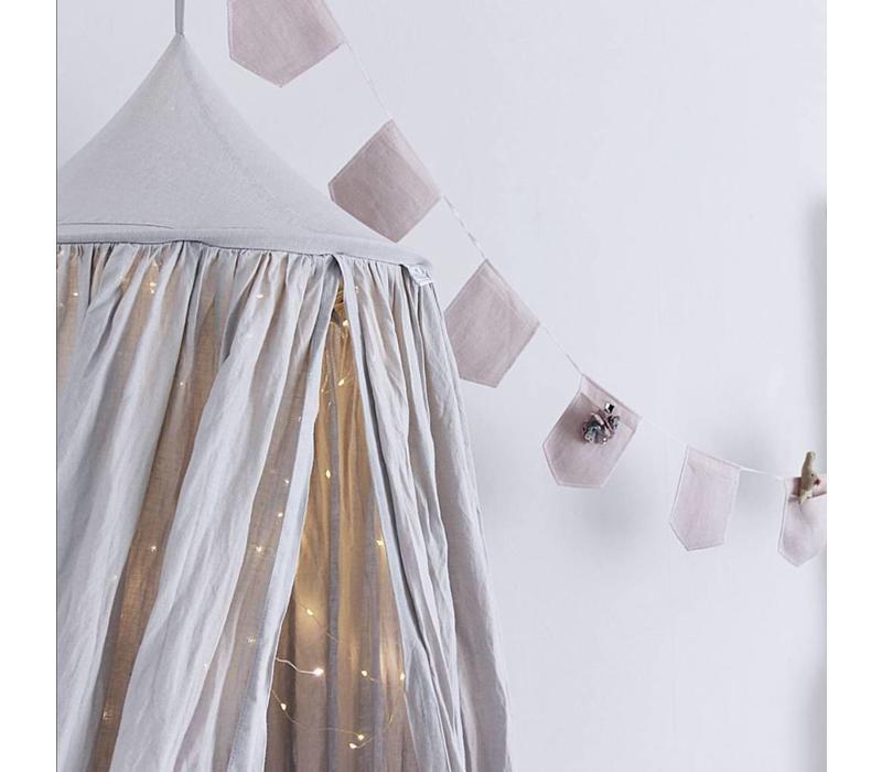 Cotton & Sweets hemeltje pure nature light grey