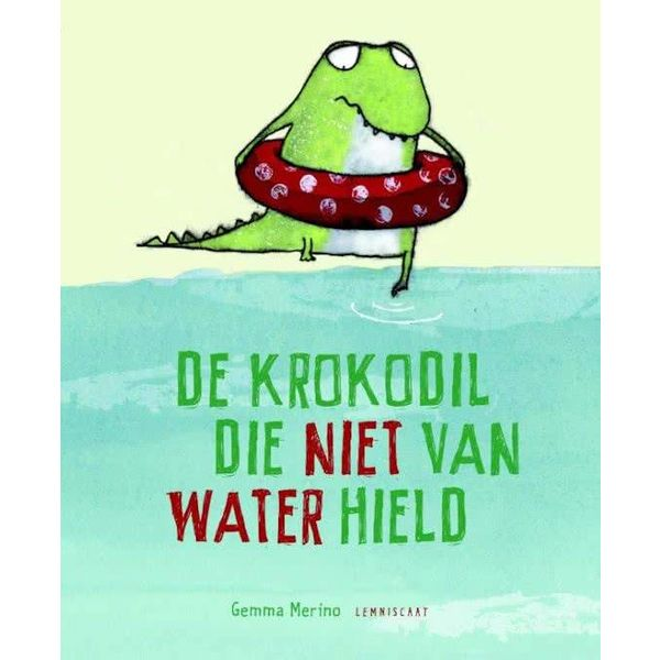 Book The crocodile that did not like water