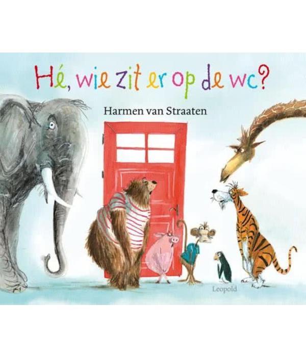 Leopold - Hé, wie zit er op de wc?