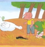 Boek Kikker en het vogeltje