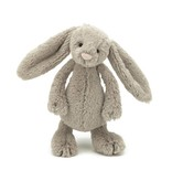 Jellycat hug Bashful bunny beige small