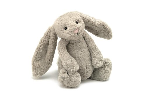 Jellycat knuffel Bashful bunny beige medium