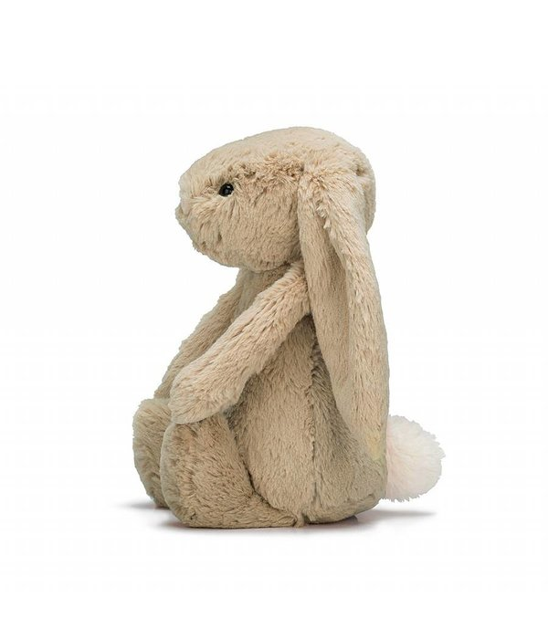 Jellycat hug Bashful bunny beige medium