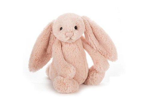 Jellycat hug Bashful bunny blush medium