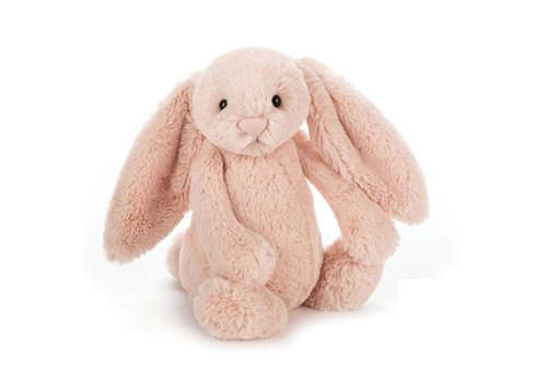 Jellycat knuffel Bashful bunny blush medium