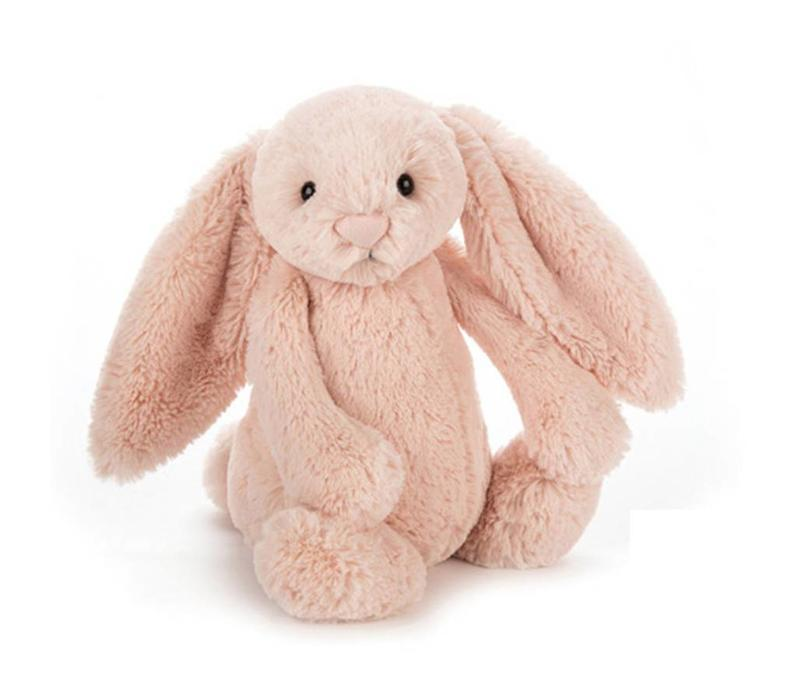 Jellycat knuffel Bashful bunny blush medium