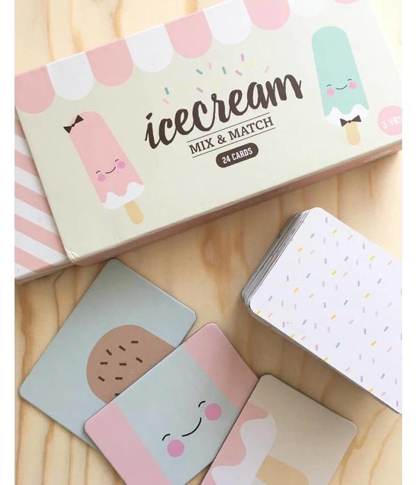 Eef Lillemor mix & match ice cream