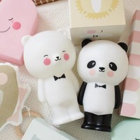 Eef Lillemor night lamp panda bear