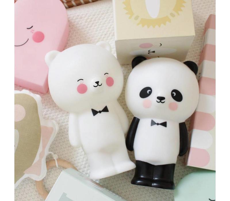 Eef Lillemor Nacht Pandabär