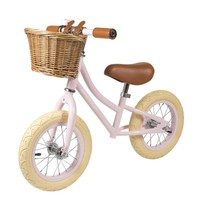 Banwood walking bike first go! little finger