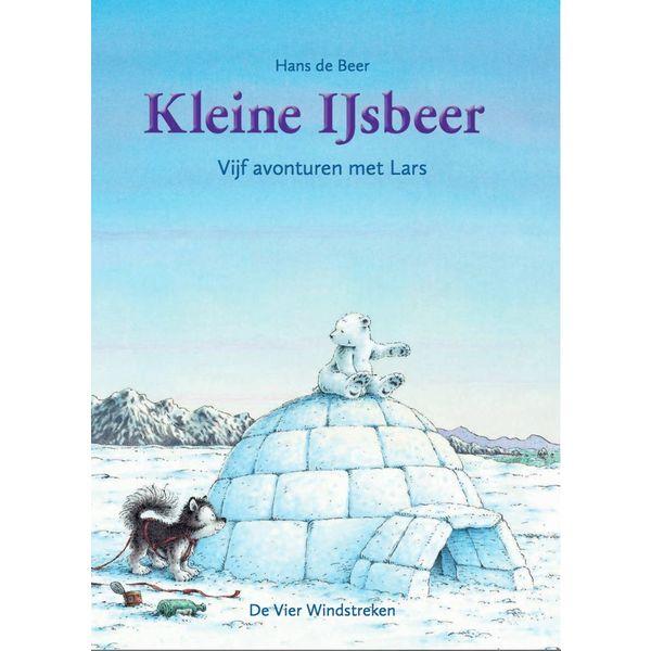 De Vier Windstreken - Kleine ijsbeer bundel met vijf avonturen met Lars