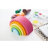 Grimm's Toy's medium rainbow pastel