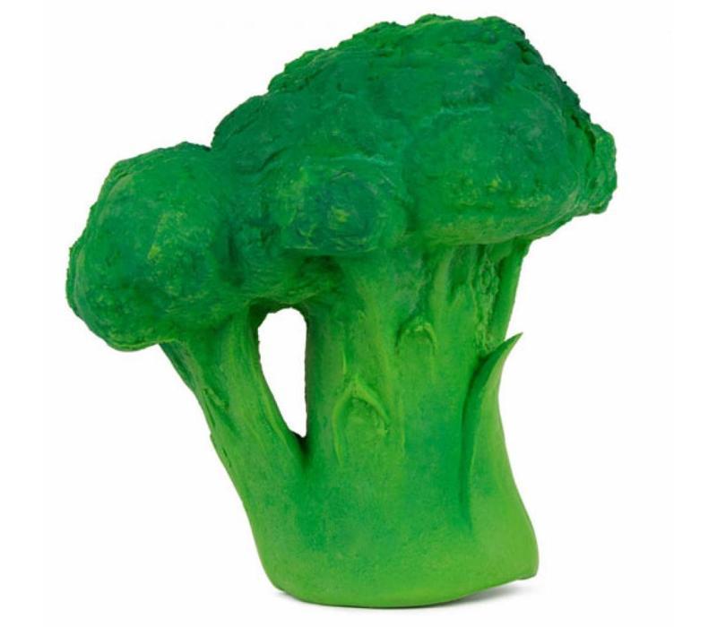 Oli & Carol bijt- & badspeelgoed broccoli