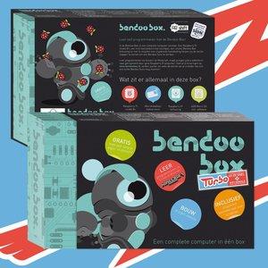 Bendoo Box Turbo - 6x snellere versie met WiFi-dongel