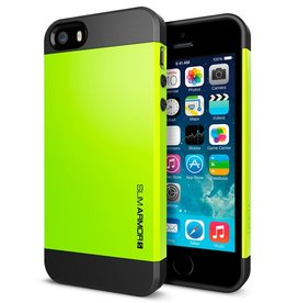 Smart Protector Case iPhone 5/5S lime