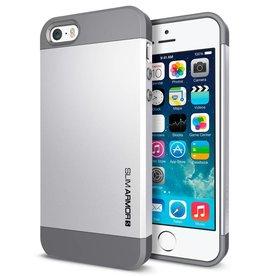 Smart Protector Case iPhone 5/5S zilver