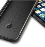 Smart Protector hoesje voor iPhone 5/5S zilver